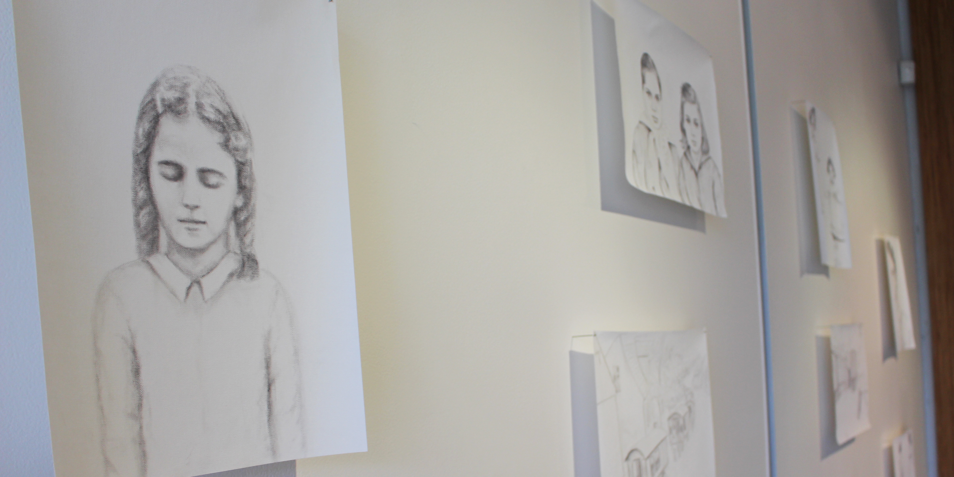 2nd exhibition photo 'Vanished ancesors'