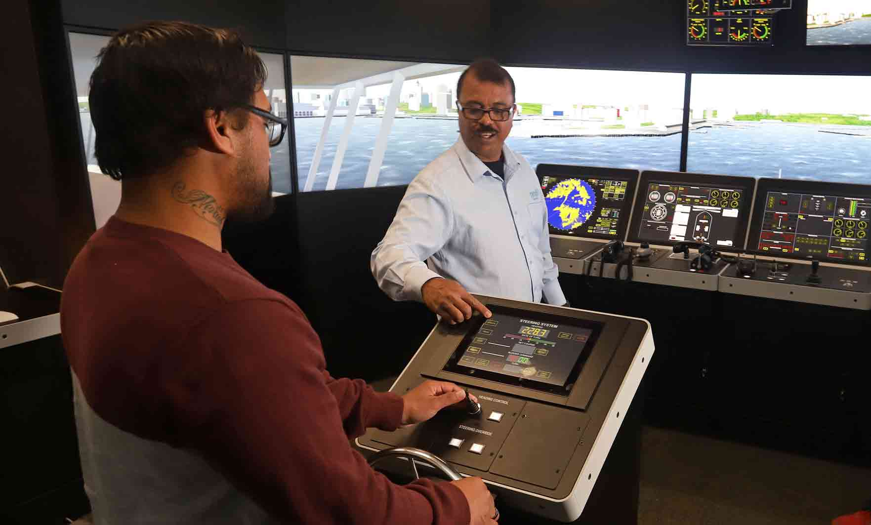 Diploma in Nautical Science (Level 6) | NMIT